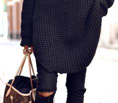 long warm sweaters
