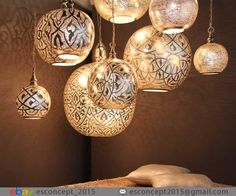 Pendelleuchten marokkanisch