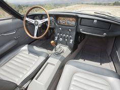 1966 Lamborghini 400 GT Spyder | Conversion by Jerry Fandytis | V12, 3,929 cm³ | 320 bhp / 239 kW