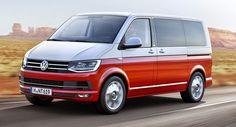 Volkswagen T6 2016 a precios desde €23.035 en Alemania » Los Mejores Autos