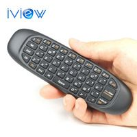 40e00852446 Free Ship Gyroscope Fly Air Mouse T10 C120 Gaming keyboard Android Remote  Control 2.4Ghz Wireless