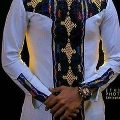 African Wear Styles For Men, African Shirts For Men, African Attire For Men, African Clothing For Men, African Style, African Shirts Designs, Couples African Outfits, African Dresses Men, Latest African Fashion Dresses