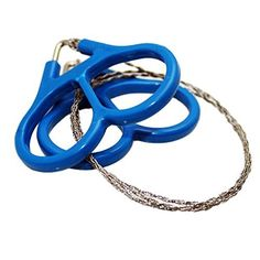 Mini Stainless Steel Wire Saw Emergency Camping Hunting Survival Tool Chain - http://survivinghub.com/mini-stainless-steel-wire-saw-emergency-camping-hunting-survival-tool-chain/