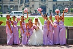 Disney-Inspired Fairytale Wedding Inspiration Board - Carrie and Matthew Wedding Pics, Wedding Bells, Wedding Bride, Wedding Ideas, Wedding Wishes, Wedding Things, Wedding Stuff, Lavender Bridesmaid, Bridesmaid Dresses