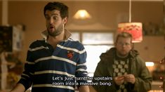 """The 29 Stages Of Freshers' Week, As Told By """"Fresh Meat"""" University won't be exactly like an episode of """"Fresh Meat"""". Tv Show Quotes, Movie Quotes, You Got This, Let It Be, My Love, Bad Education, Your Fired, Jack Whitehall, British Humor"""