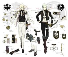 Slayer Anime, Manga Comics, Bungou Stray Dogs, Touken Ranbu, Fire Emblem, Hot Boys, Anime Manga, Concept Art, Fan Art