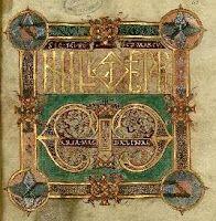 Evangéliaire de l'abbaye de Saint-Vaast, fin IX°s- ENLUMINURE CAROLINGIENNE. 2) PRECURSEURS ET INFLUENCES 2.1 ENLUM. MEROVINGIENNE, 3: ...des lignes entières où les lettres sont exclusivement des dessins d'animaux. A l'opposé de l'enluminure insulaire contemporaine à l'ornementation foisonnante, la mérovingienne tend à un claire de la feuille. Une des scriptoriums les plus anciens et les plus productifs est le monastère de LUXEUIL, fondé en 590 par le moine irlandais COLOMBAN, détruit en…