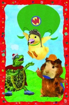 Wonder Pets Birthday Party Supplies - Party Game by DISCONTINUED. $3.98. 12 player stickers and 1 game poster