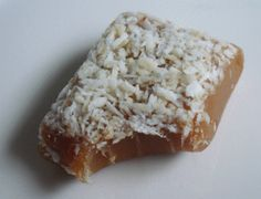 Coconut Milk Caramels - from Food52 (I think these are also vegan)