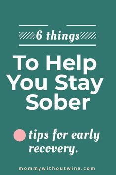 Early sobriety can be a BITCH sometimes, here's a list of what helped me stay sober on my recovery path Quitting Alcohol, Stop Drinking Alcohol, Quit Drinking, Giving Up Alcohol, Alcohol Free, Getting Sober, Overcoming Addiction, Recovering Addict, Nicotine Addiction