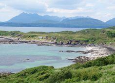 Sea croft, Tarskavaig, Sleat, Skye