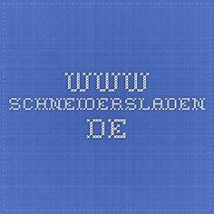www.schneidersladen.de