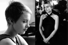 Jean Seberg: Classic Cut from the 60's
