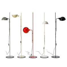 FuniculA is a new edition of a lamp designed in 1979. By Marset. $396