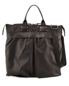 Pilot+Leather+Tote+Bag,+Black+by+Rag+&+Bone+at+Neiman+Marcus.