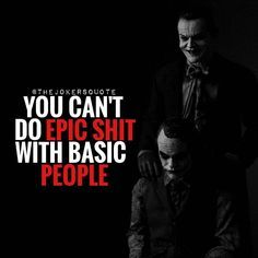 "177 Likes, 1 Comments - Joker Quotes (@thejokersquote) on Instagram: ""Choose Wisely Must Follow @_Joker_Forever @TheJokersQuote @TheJokerSayings For Daily Motivation…"""