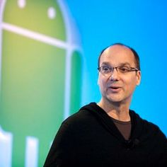 Andy Rubin, who created the Android software that now runs on 2 billion active devices, has just unveiled the . Andy Rubin, Image