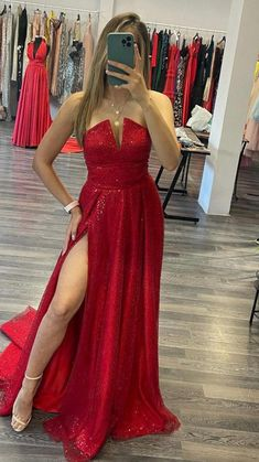 Date Outfits, Classy Outfits, Casual Outfits, A Line Prom Dresses, Evening Dresses, Formal Dresses, Sequin Dress, Formal Wear, Cosplay Costumes
