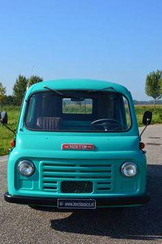 1965 Austin A152 Commercial Van, Commercial Vehicle, Classic Trucks, Classic Cars, Austin Cars, Automobile, Little Truck, Morris, Vintage Vans