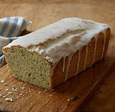 Lemon, Lavender, and Poppy Seed Loaf | Fine Cooking