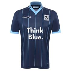 ef8662b2ba Munich 1860 2015 2016 Authentic Away Match Football Shirt - Available at  uksoccershop.com