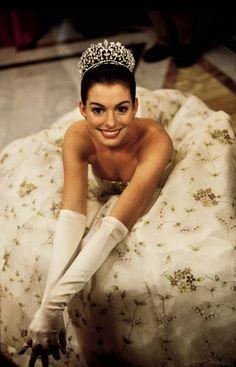 Anne Hathaway--The Princess Diaries