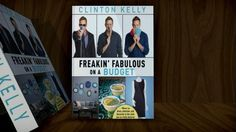 #FreakinFabBudget hits stands tomorrow!! Check out my @Good Morning America appearance if you missed it this morning. #clintonkelly
