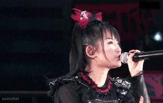 ax-metal wing — GIMME CHOCOLATE. Yokohama Arena. Su-Metal