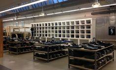 Edwin Surplus Store Germany