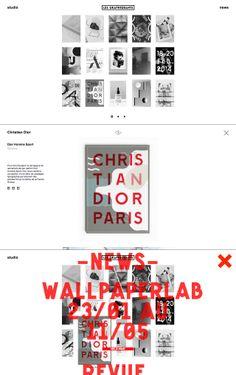 Les Graphiquants \\ Nice minimalist web design. http://www.les-graphiquants.fr