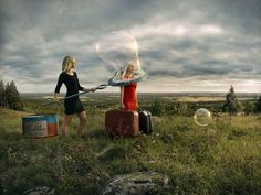Lets-leave Erik Johansson, Germany