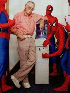 Stan Lee is a pimp!