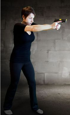 Proper Stance For Shooting Your Gun  - There are a number of shooting stances and certainly there are some strong opinions vouching for each! There are; however, some very important aspects of the shooting stance that are necessary for accuracy, speed and safety