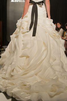 Black & white wedding dress love this Black White Wedding Dress, Wedding Stuff, Dream Wedding, Wedding Inspiration, Wedding Ideas, Southern Weddings, Hair Ornaments, Floral Designs, Bridal Headpieces