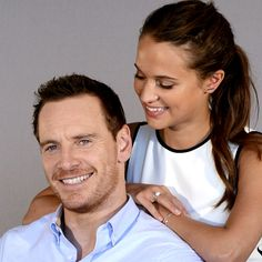 'Light Between Oceans' stars Fassbender and Vikander seek a private romance in the age of instant exposure - LA Times Alicia Vikander Movies, Matt Smith Lily James, Michael Fassbender And Alicia Vikander, The Fifth Estate, The Light Between Oceans, A Royal Affair, Brad Pitt And Angelina Jolie, The Danish Girl, Mr Perfect
