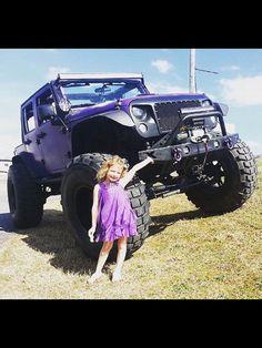 Future Jeep princess