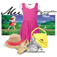 """Mei"" by boomerwashere on Polyvore"