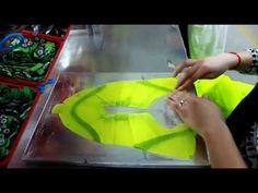 how to make sport shoes upper with high frequency welding machine,RF shoes upper welding machine - YouTube