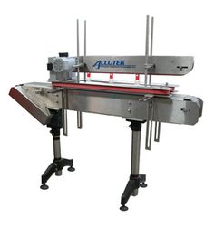 Accutek Packaging Equipment manufactures three different styles of capping machines, which are Chuck Cappers, Spindle Cappers and Snap Cappers.