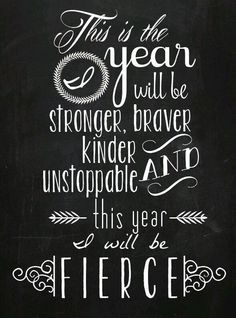 Yes. 2018 - the best is yet to come. ❤