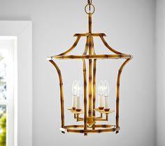 pagoda pendant | love this for an entry, laundry room, powder room with high ceilings, or multiple pendants down a hallway. $299