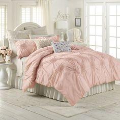 LC Lauren Conrad Eloise Comforter Collection