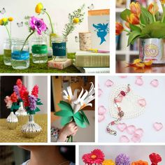 As the old adage goes, a gift should come from the heart—and what's more heartfelt than something handmade? Here are some beautiful Mother's Day crafts that are simple enough for the kids to make. They're sure to make mom (and auntie, grandma, etc.) melt! - parenting.com