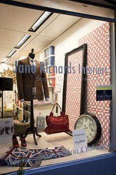 Jane Richards Interiors collaborates with Philip Browne Menswear