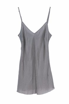 Bias Camisole--new addition to the capsule wardrobe from my new favorite designer