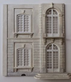 French house 1/12-doors and windows