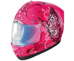Women's Motorcycle Helmets   ... Helmets: Women's - Gear - SoloMotoParts.com - Motorcycle Parts