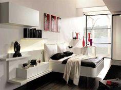 bedroom design ideas for small rooms - Recherche Google