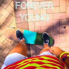 Forever YOUNG! #cruiserboard #skatergirl
