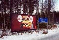 McDonalds på grensa